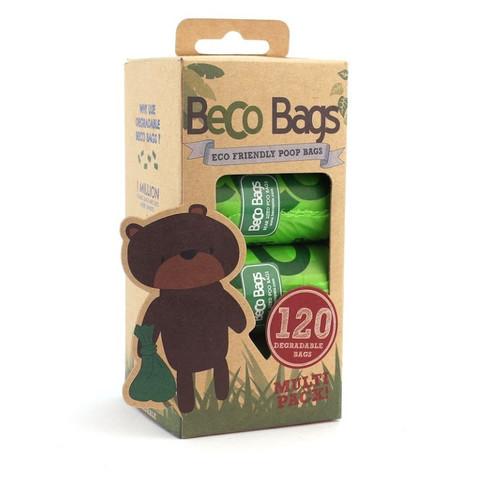 Beco Bear Size Poop Bags – 120