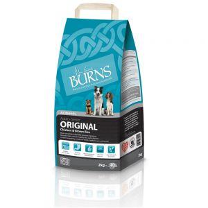 Burns  Adult & Senior Original Chicken & Brown Rice 7.5kg