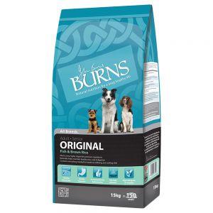 Burns Adult & Senior Original Fish & Brown Rice 2kg