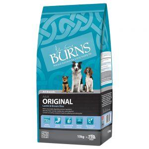 Burns  Adult & Senior Original Lamb & Brown Rice 15kg
