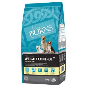 Burns Adult & Senior Weight Control Chicken & Oats 2kg
