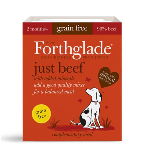 Forth glade Grainfree Just Beef