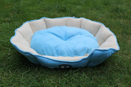 GorPets Venus Cat Bed – Blue