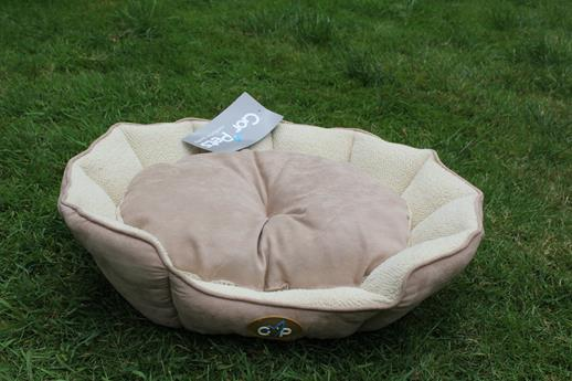 GorPets Venus Cat Bed – Fawn