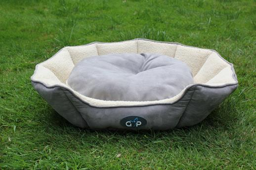 GorPets Venus Cat Bed – Grey