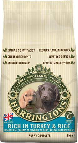 Harringtons Puppy Complete 2kg