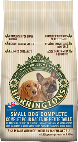 Harringtons Small Dog Complete 1.75kg
