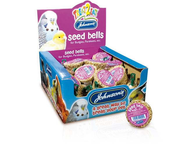 Johnsons Budgie Seed Bells