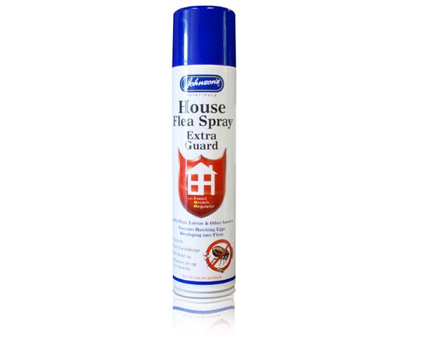 Johnsons Veterinary IGR House Flea Spray 400ml
