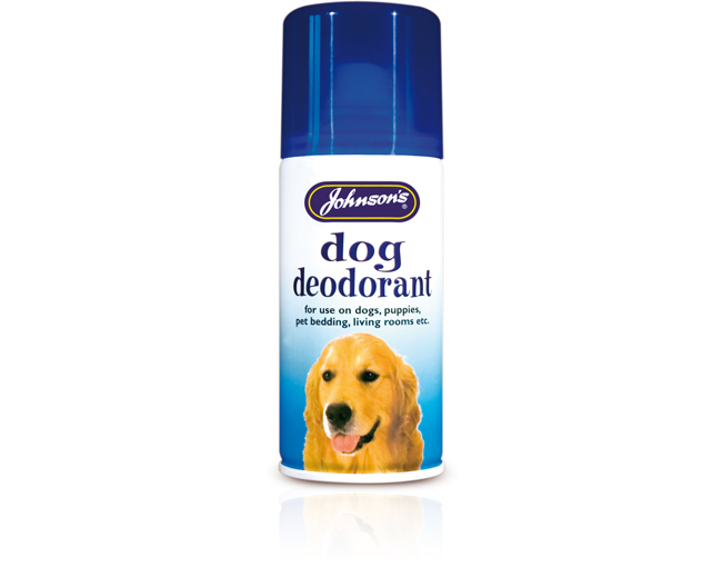 Johnsons Dog Deodorant 150ml