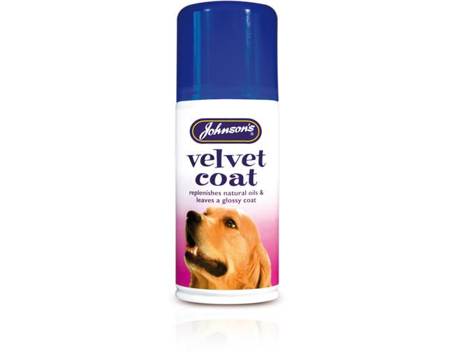 Johnsons Velvet-Coat 150ml