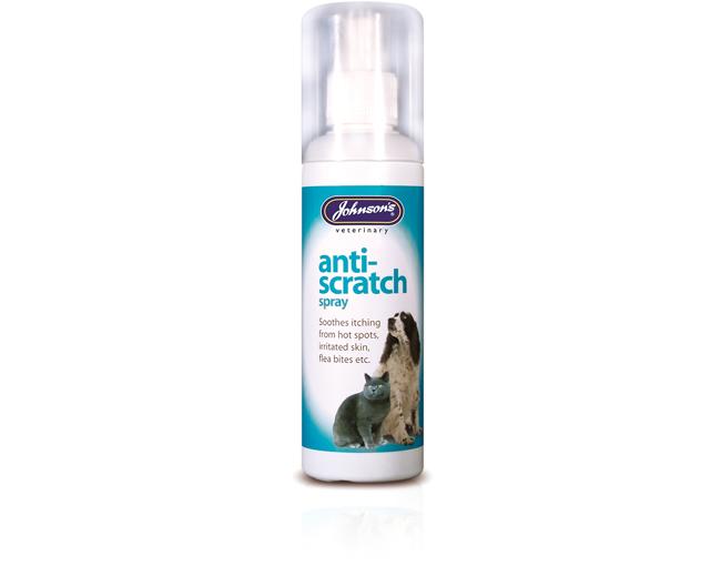 Johnsons Anti-Scratch Spray 100ml