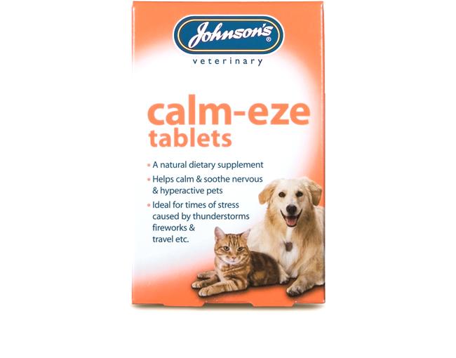 Johnsons Calm-Eze Tablets 36