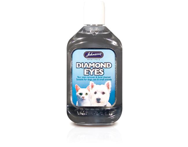 Johnsons Diamond Eyes 125ml