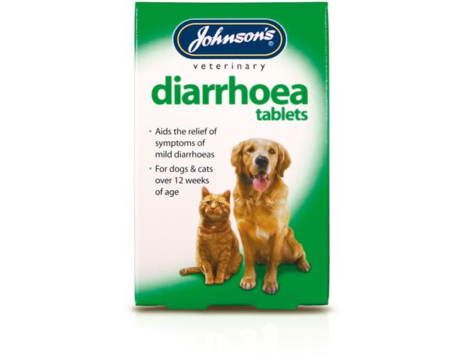Johnsons Diarrhoea Tablets 12