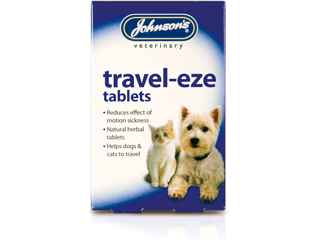 Johnsons Travel-Eze Tablets 24