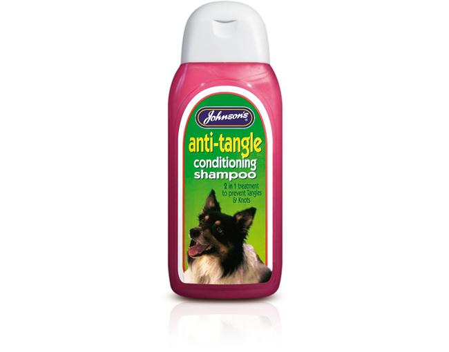 Johnsons Anti -Tangle Conditioner Shampoo 200ml