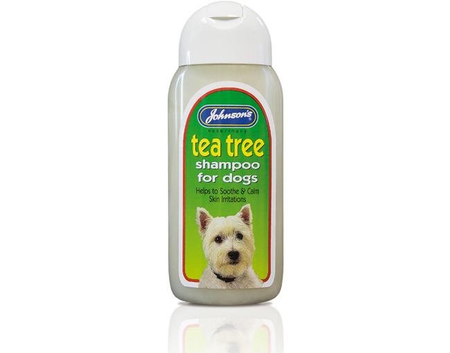 Johnsons Tea Tree Shampoo 200ml