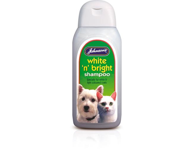 Johnsons White n Bright Shampoo 200ml