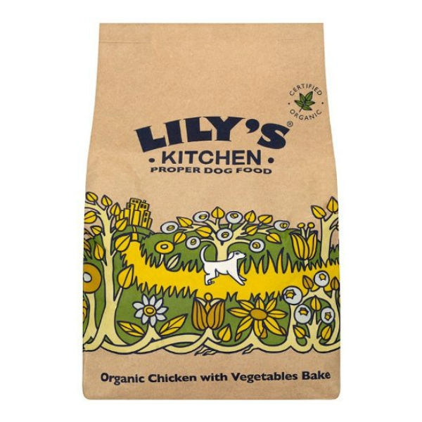 Lily's Kitchen Organic Chicken & Vegetable Bake