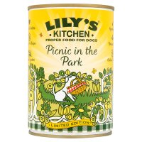 Lily's Kitchen Picnic in the Park