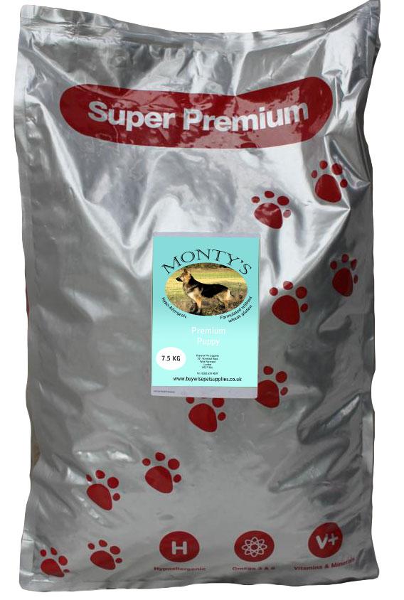 Montys Puppy 6kg