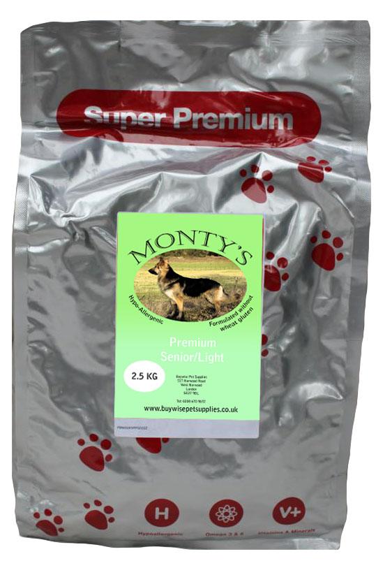 Montys Senior/Light 2kg
