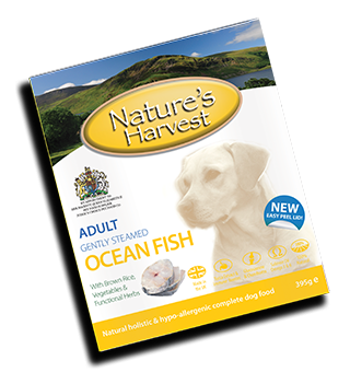 Natures Harvest Ocean Fish 395g