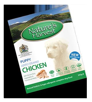 Natures Harvest Puppy 395g