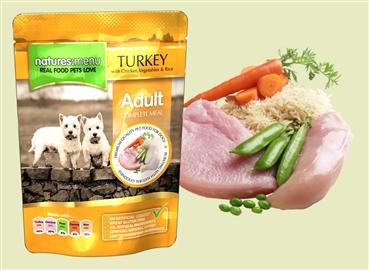 Natures Menu Turkey with Chicken 300g