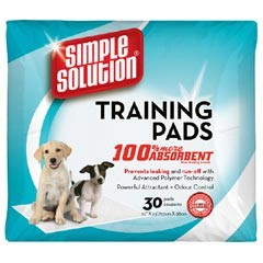 Simple Solutions Training Pads 30