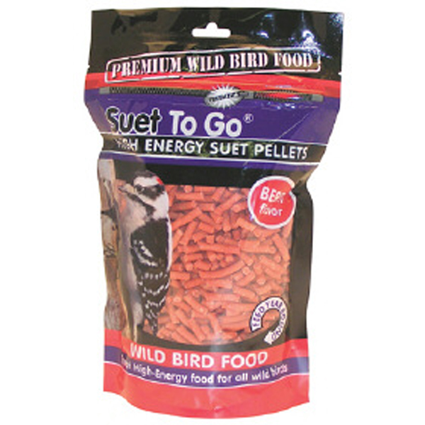Suet to Go Berry Suet Pellets 575g