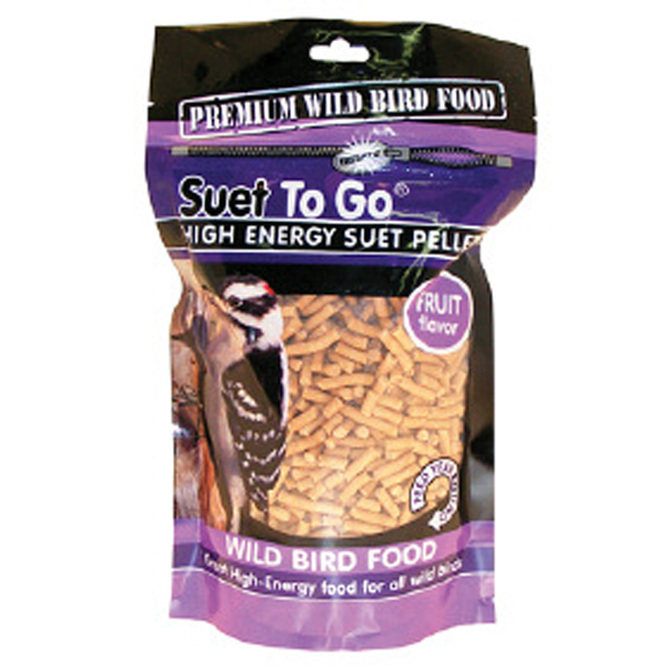 Suet to Go Fruit Suet Pellets 575g