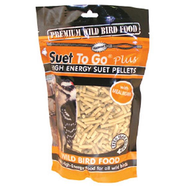 Suet to Go Mealworm Suet Pellets 575g