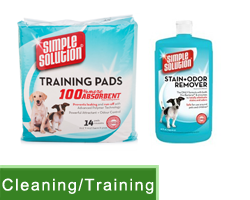 Cleaning & Training Products