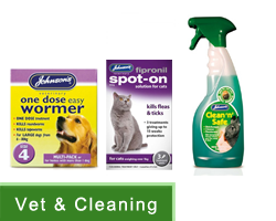 Veterinary & Cleaning Products